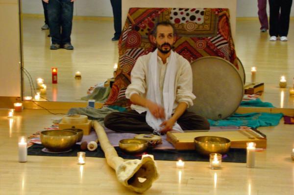 Joel Olivé y el Masaje Vibracional
