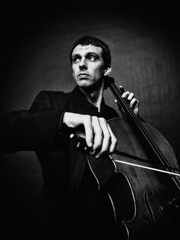 Cello Solo con Daniel Claret