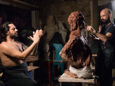 The dance of Dionysus · Rafael Amargo by Jorge Egea