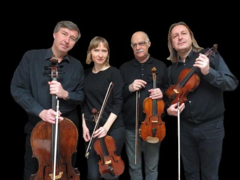 El cuarteto americano con Havel 4uartet