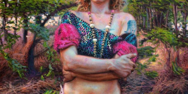 Colors a l'opi, la prostituta i el pintor