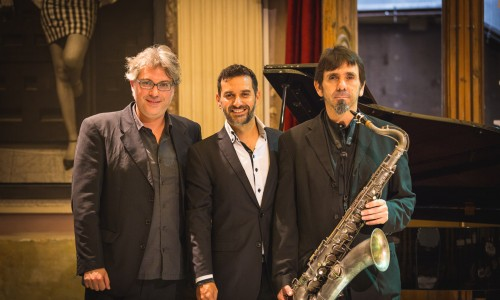 Friday's Blues & MIQUEL ROLDAN SWINGTET