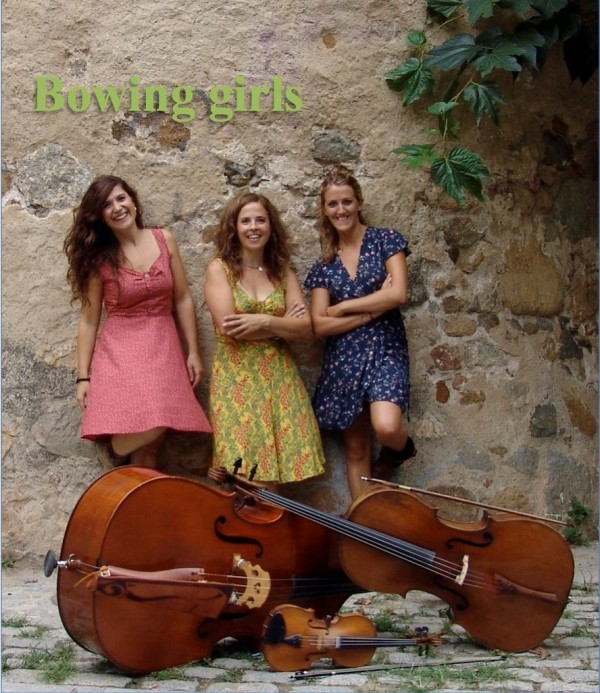 Friday's Blues & BOWING GIRLS