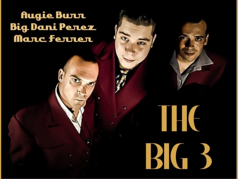 Friday's Blues & THE BIG 3