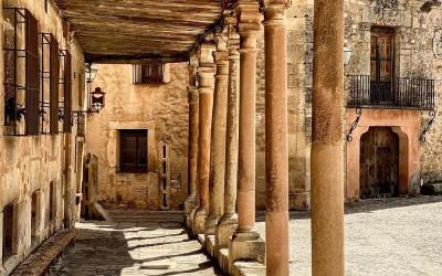 Workhsop de Escultura en Pedraza, Segovia