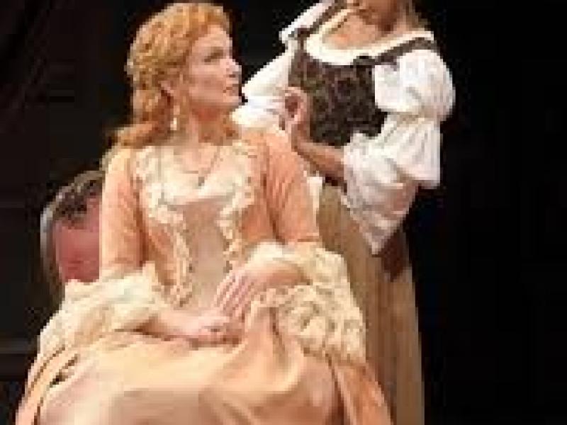Òpera · Les dones de Mozart