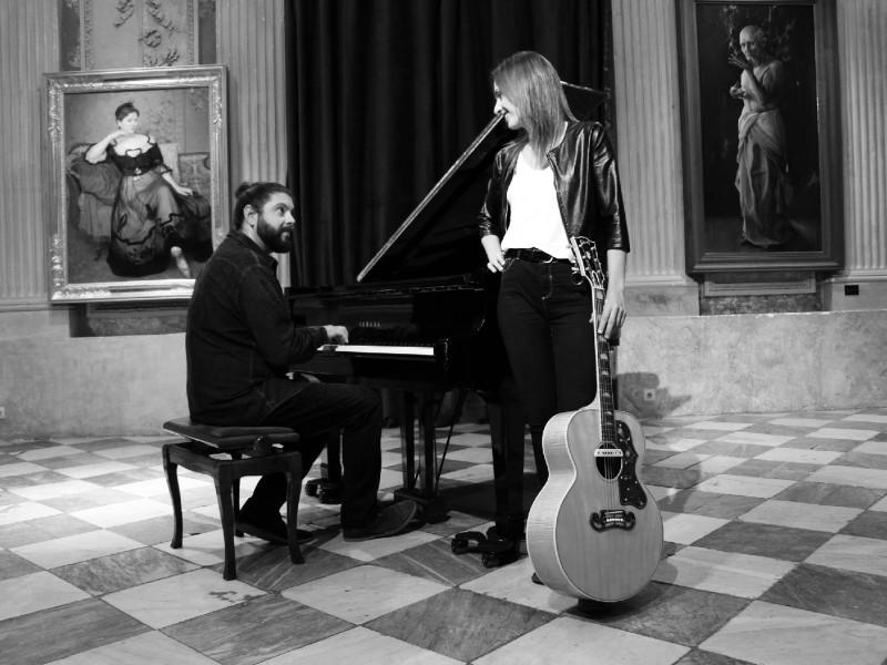 Concierto/Presentación Videoclip Tòfol Martínez feat. Laura Andrés