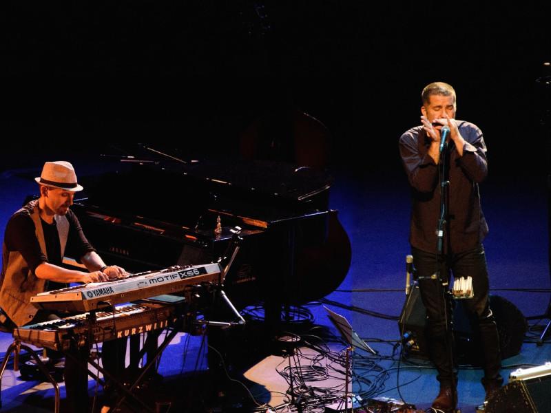 Friday's Blues & JOAN PAU CUMELLAS & GABRIEL MASTRONARDI