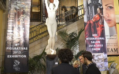 Figurativas 2015 & ARC International Salon