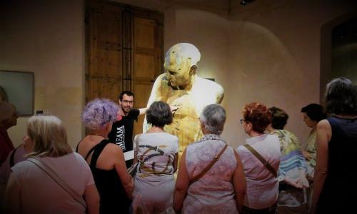 Visita Comentada · Arte Figurativo Contemporáneo