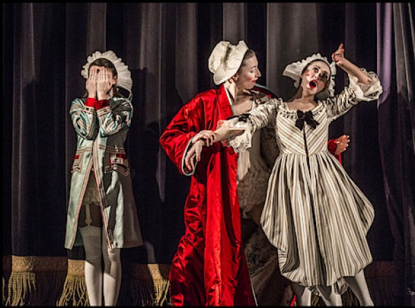 The Marriage of Figaro, W.A. Mozart