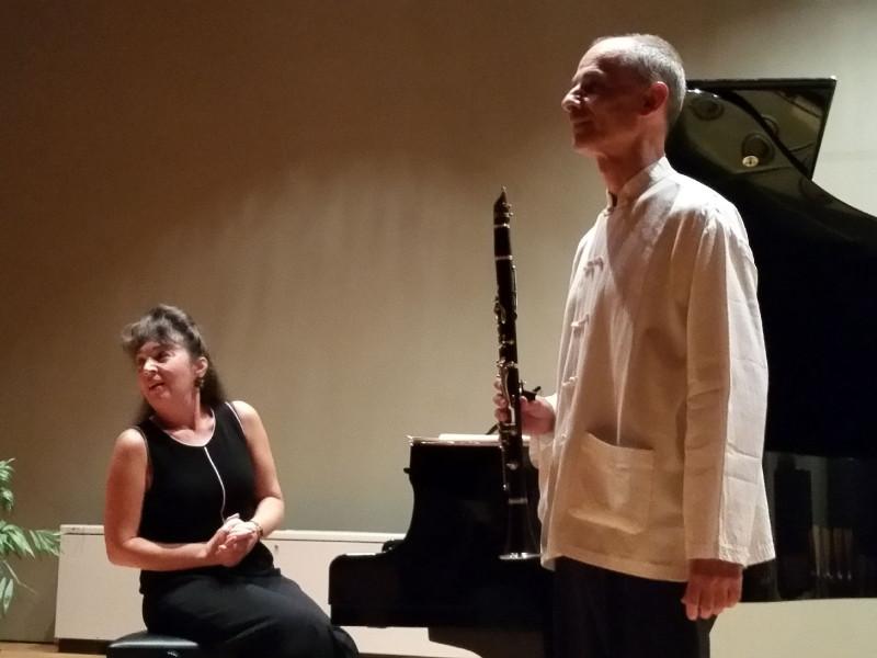 Concierto para Piano y Clarinete