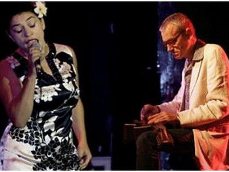 Friday's Blues con Myriam Swanson & Amadeu Casas