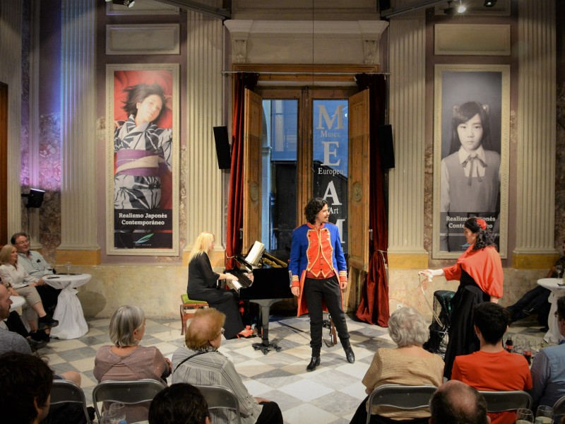 Opera · Carmen  de Georges Bizet