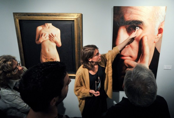 Guided Tour · Contemporary Figurative Art
