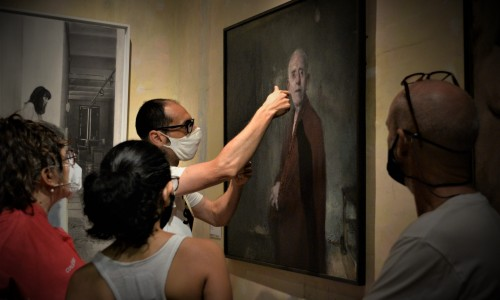 Presentation of the course   The painter's craft