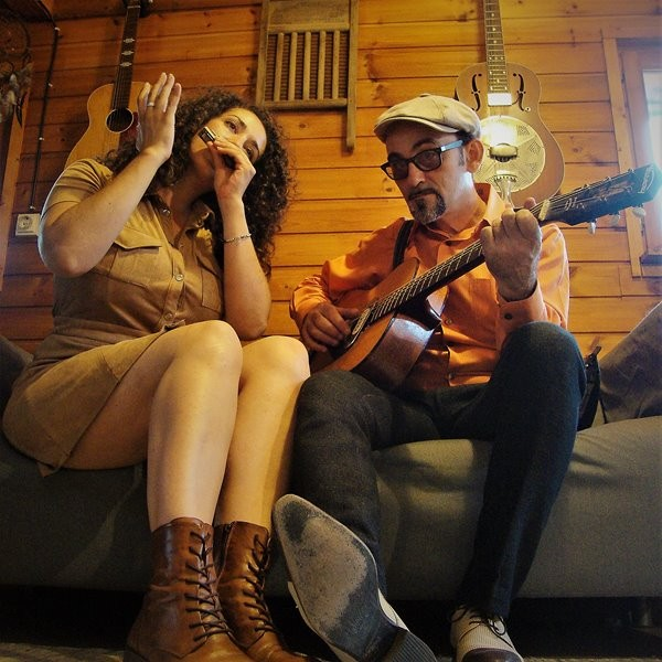 Friday's Blues & SWEET MARTA & JOHNNY BIG STONE