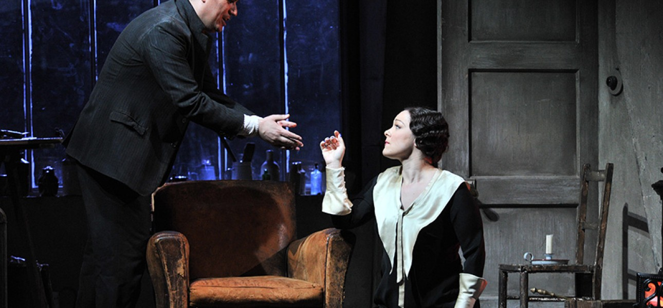 Opera · La Bohème of Giacomo Puccini