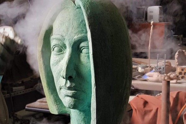 Cold patinas for sculpture