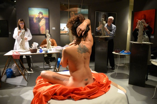 Eros in Sculpture