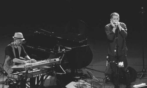 Friday´s Blues & JOAN PAU CUMELLAS & GABRIEL MASTRONARI