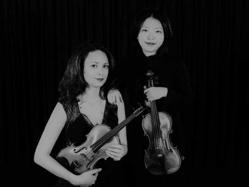 Tardes de Música Clàssica · Travessía a dos violins