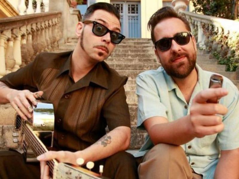 Friday´s Blues &  CHINO SWINGSLIDE & VICTOR PUERTAS