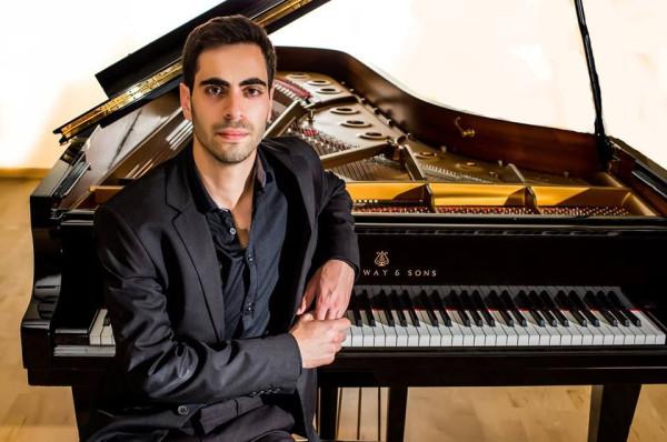 Recital de piano - Matan Fishov
