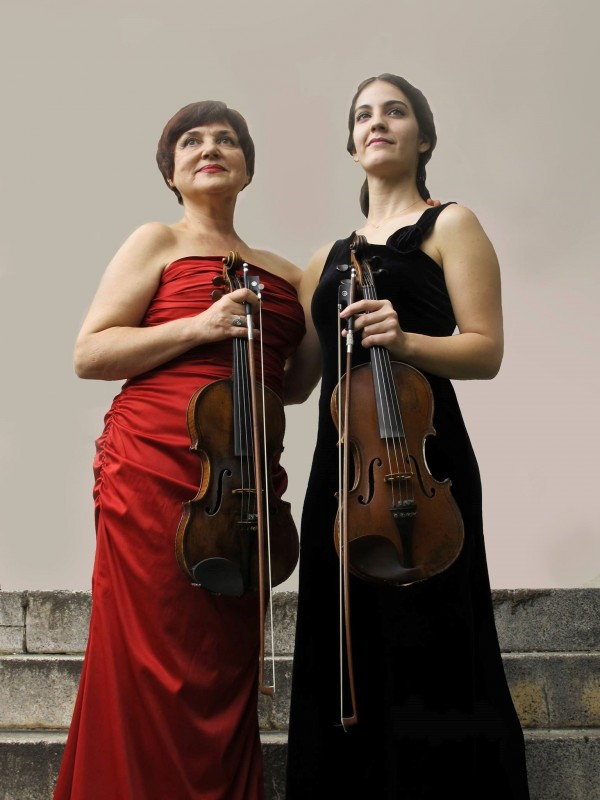 The violin from the Baroque to the XXI century