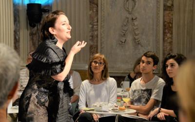 Ópera · Rita o el marido maltratado de Gaetano Donizetti