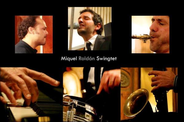 Friday's Blues con MIQUEL ROLDAN SWINGTET