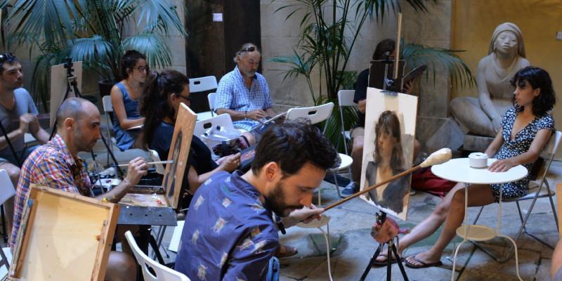 Art on Saturdays