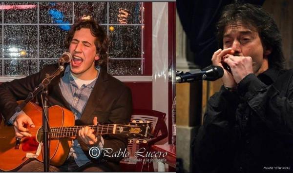 Friday's Blues & OSI MARTINEZ & JAVI SUAREZ