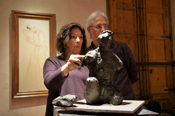 Master Workshop con Mer Jiménez