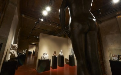 A tour around Josep Llimona Artworks