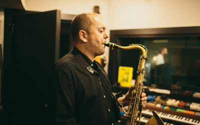 Improvisations for saxophone and piano