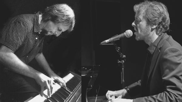 Friday's Blues & PAUL SAN MARTIN & CRISTIAN MOYA