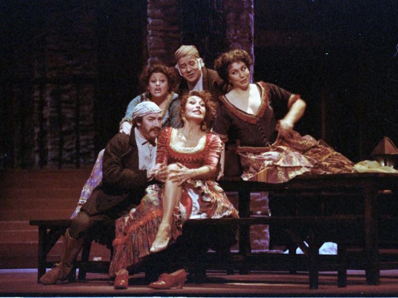 Autumn Opera · Carmen