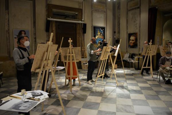 Presentación · El Oficio de Pintor