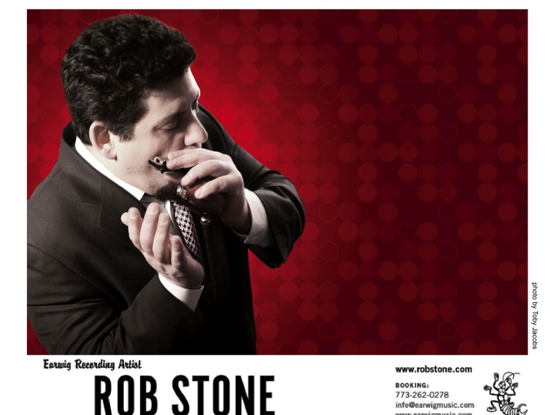Friday's Blues &ROB STONE TRIO (USA/BCN)