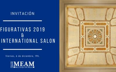 Lliurament de Premis · Figurativas 2019 & ARC International Salon