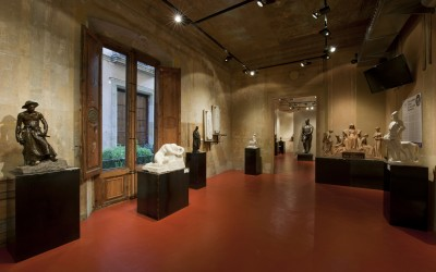 Un Siglo de Escultura Catalana