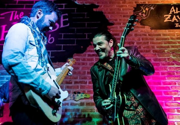 Friday's Blues with ALEX ZAYAS BAND