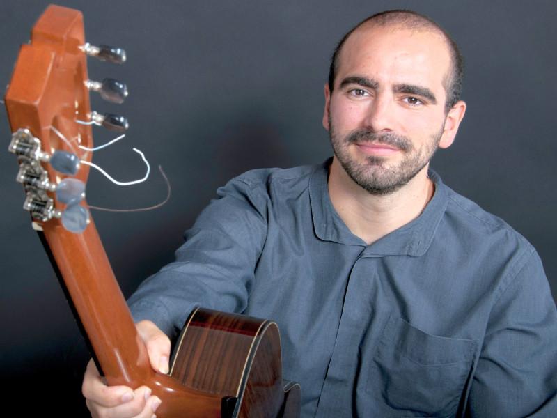Bewteen chords with Manel Sánchez & Jordi Roca
