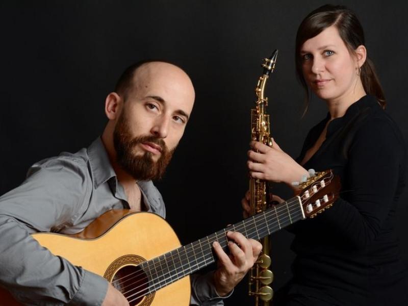 Saxo i guitarra: la tradició clàssica i popular