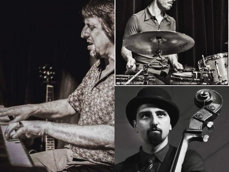 Friday´s Blues & CRISTIAN MOYA BLUES TRIO