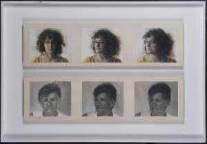 'De lo visible a lo invisible', María Carbonell Foulquié       ( , 71 x 103 )