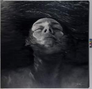 'Travesía de ensueño', Yoel Díaz Gálvez              ( Óleo sobre lienzo, 200 x 200 )