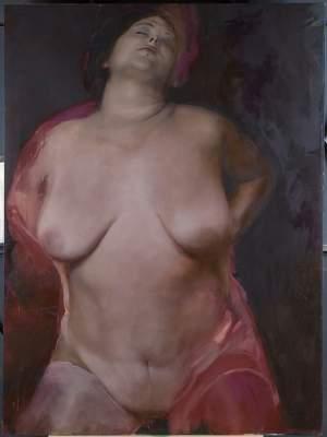 'Fuori è sera', Alessio Bogani ( , 188 x 140 )