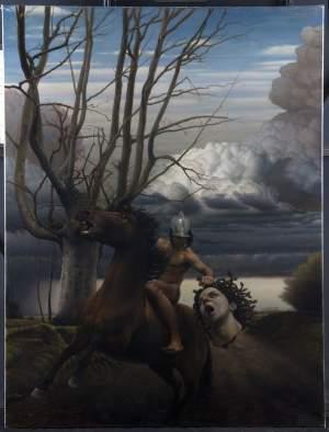 'El proceso de transformación del miedo en arte', Mikel Olazábal Rodriguez       ( , 160 x 120 )